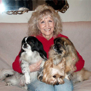 Petey, Bobo,Babsey and Mom Marilee