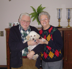 Bill, Grace & Duffy