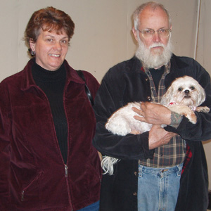 Kozy, Mom Linda & Dad Mike