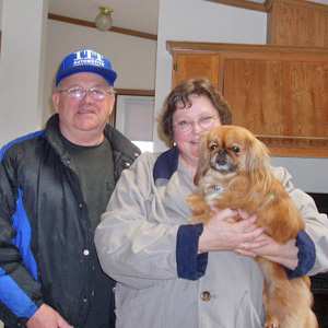 Marcy, Mom Judy & Dad Jim