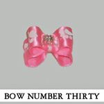 Bow Number Thirty
