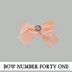 Bow Number Forty One
