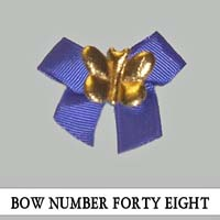 Bow Number Forty Eight