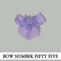 Bow Number Fifty Five