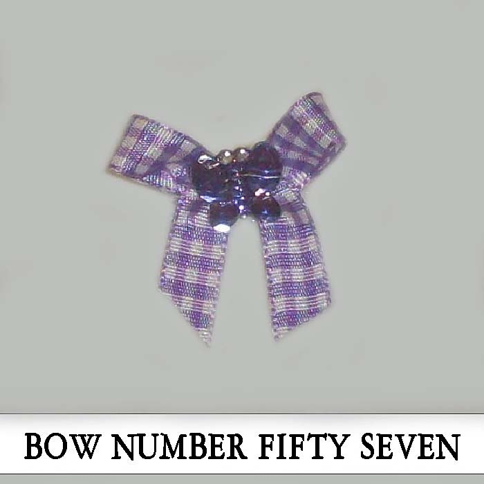 Bow Number Fifty Seven