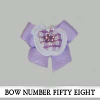 Bow Number Fifty Eight