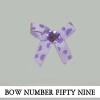 Bow Number Fifty Nine