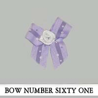 Bow Number Sixty One
