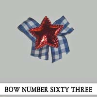 Bow Number Sixty Three