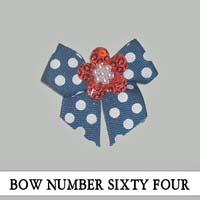 Bow Number Sixty Four