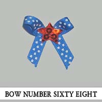 Bow Number Sixty Eight