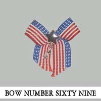 Bow Number Sixty Nine