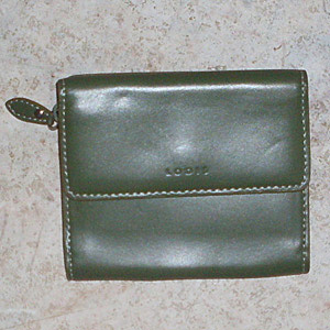 Authentic Lodis Billfold
