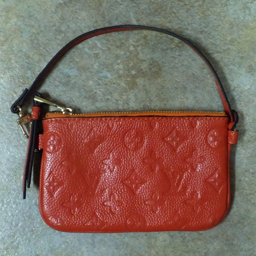 Louis Vuitton Orange Pochette