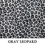 Gray Leopard..ONE XL