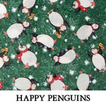 Happy Penguins