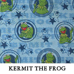 Kermit the Frog..TWO XL
