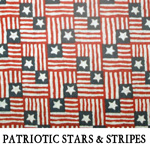 Patriotic Stars & Stripes