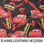 Flannel Lightening McQueen