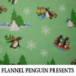 Flannel Penguin Presents