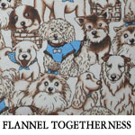 Flannel Togetherness..ONE XL