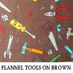 Tools on Brown