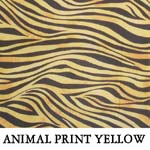 Animal Print Yellow