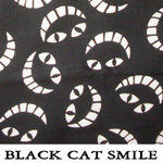 Black Cat Smile