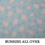 Bunnies All Over
