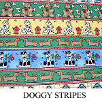Doggy Stripes