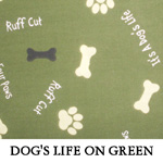 Dogs Life on Green
