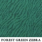 Forest Green Zebra