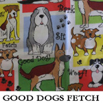 Good Dogs Fetch