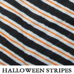 Halloween Stripes