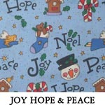 Joy Hope & Peace
