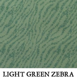 Light Green Zebra