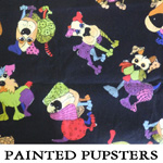 Painted Pupsters