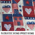Patriotic Home Sweet Home
