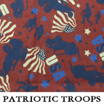 Patriotic Troops