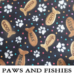 Paws and Fishies