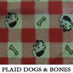 Plaid Dogs & Bones