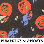 Pumpkins & Ghosts