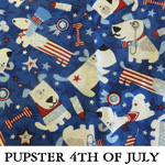 Pupster 4th of July