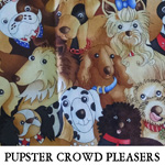 Pupster Crowd Pleasers