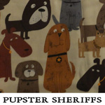 Pupsters Sheriffs