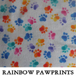 Rainbow Pawprints