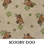 Scooby Doo..THREE XS**THREE S**ONE L**TWO XL