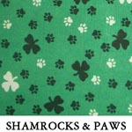 Shamrocks & Paws