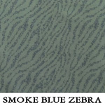 Smoke Blue Zebra