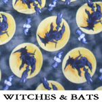 Witches & Bats